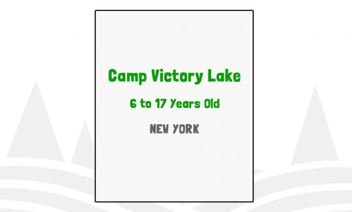 Camp Victory Lake - NY