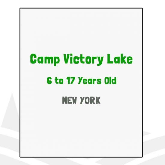 Camp Victory Lake - NY