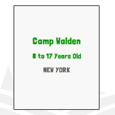 Camp Walden - NY