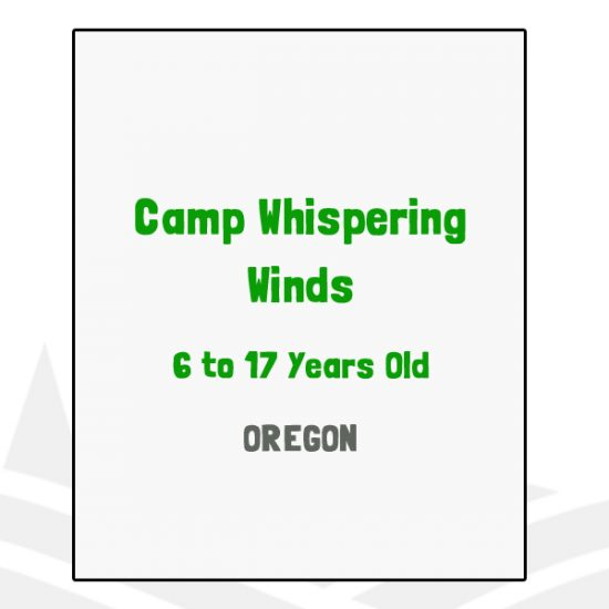 Camp Whispering Winds - OR