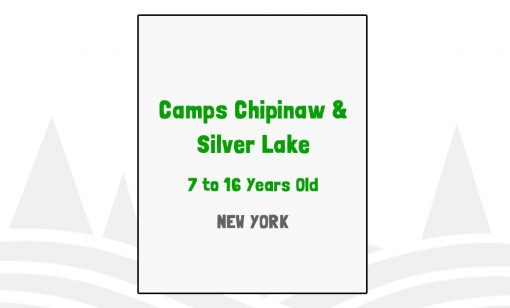 Camps Chipinaw & Silver Lake - NY