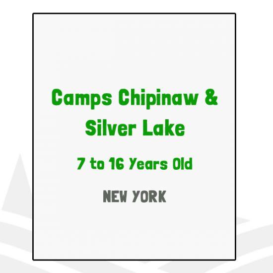 Camps Chipinaw & Silver Lake - NY