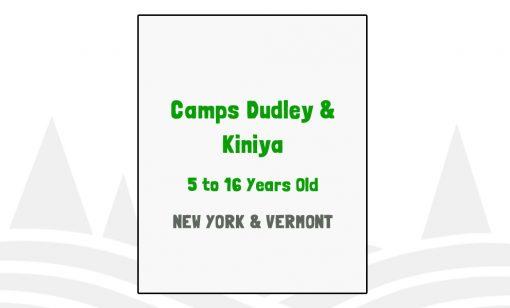 Camps Dudley & Kiniya - NY