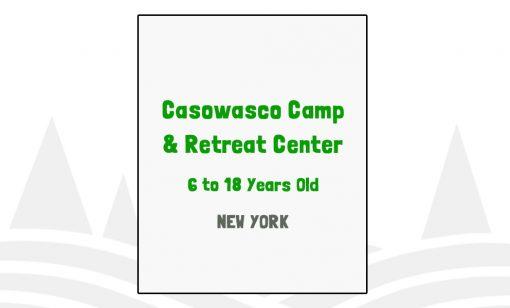 Casowasco Camp & Retreat Center - NY