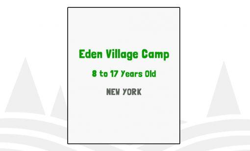 Eden Village Camp - NY