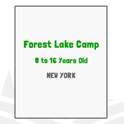 Forest Lake Camp - NY