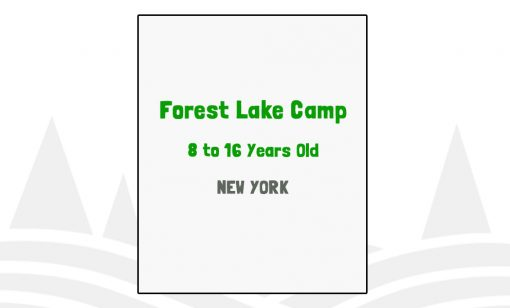 Forest Lake Camp - NY