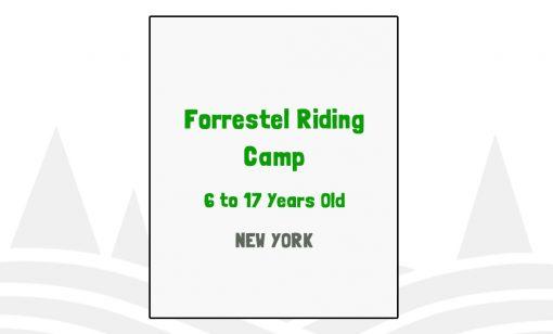Forrestel Riding Camp - NY