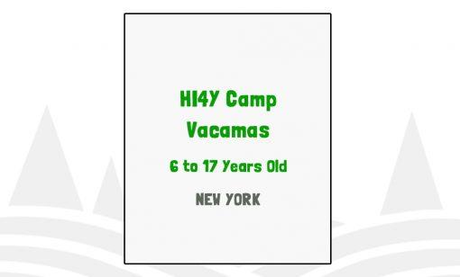 HI4Y Camp Vacamas - NY