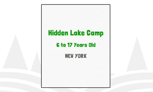 Hidden Lake Camp - NY