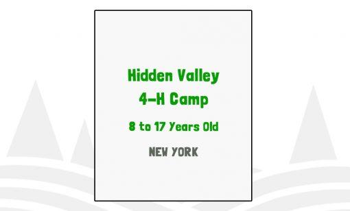 Hidden Valley 4-H Camp - NY
