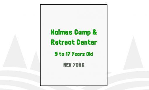 Holmes Camp & Retreat Center - NY
