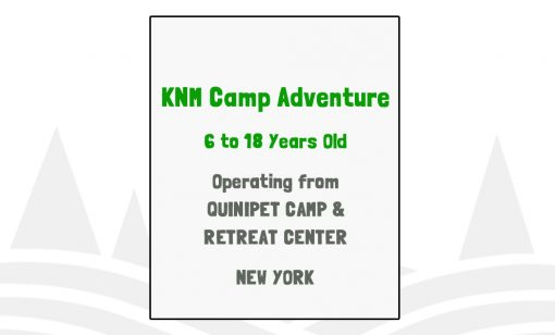 KNM Camp Adventure - NY