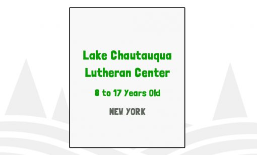 Lake Chautauqua Lutheran Center - NY