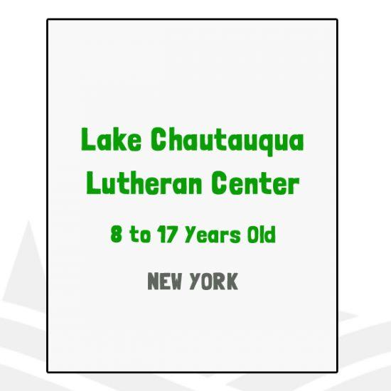 Lake Chautauqua Lutheran Center - NY