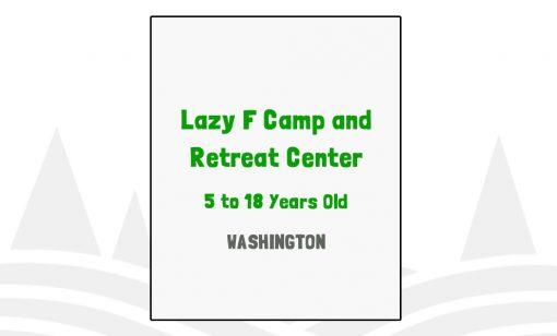 Lazy F Camp and Retreat Center - WA