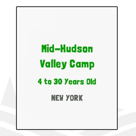 Mid-Hudson Valley Camp - NY