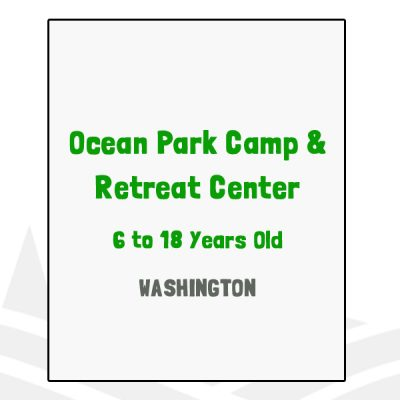 Ocean Park Camp & Retreat Center - WA