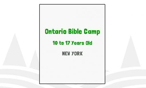 Ontario Bible Camp - NY