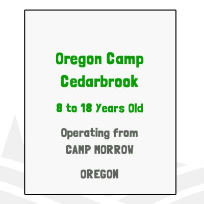 Oregon Camp Cedarbrook - OR