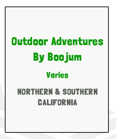 Outdoor Adventures by Boojum - CA