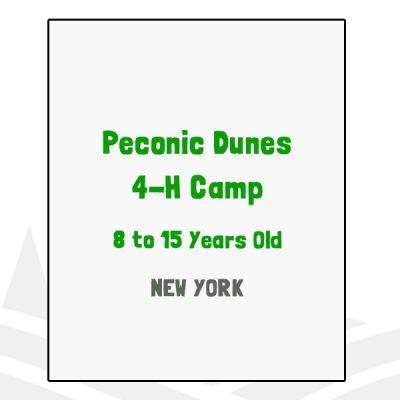 Peconic Dunes 4-H Camp - NY