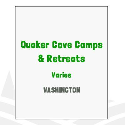 Quaker Cove Camps & Retreats - WA