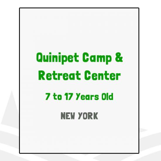 Quinipet Camp & Retreat Center - NY