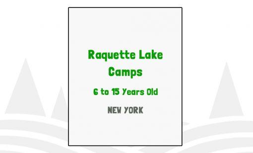 Raquette Lake Camps - NY