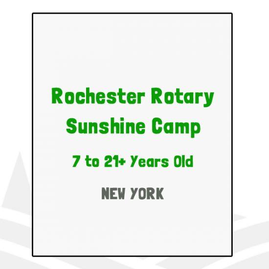Rochester Rotary Sunshine Camp - NY