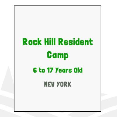 Rock Hill Resident Camp - NY