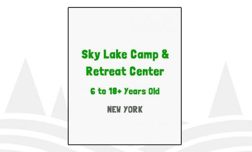 Sky Lake Camp & Retreat Center - NY