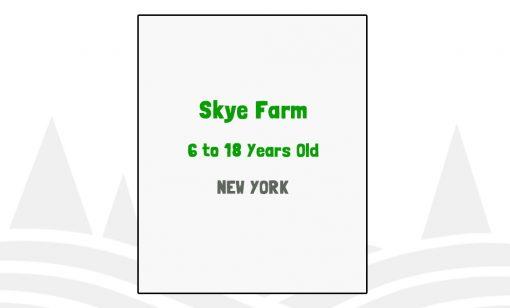 Skye Farm - NY