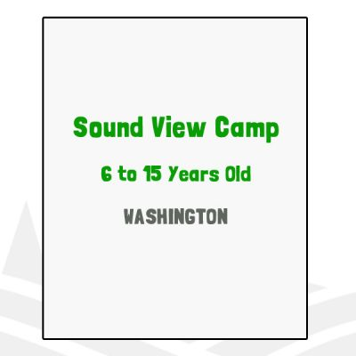 Sound View Camp - WA