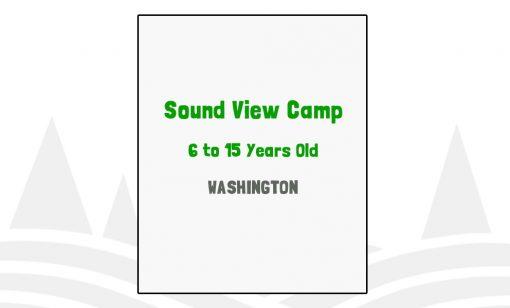 Sound View Camp - WA