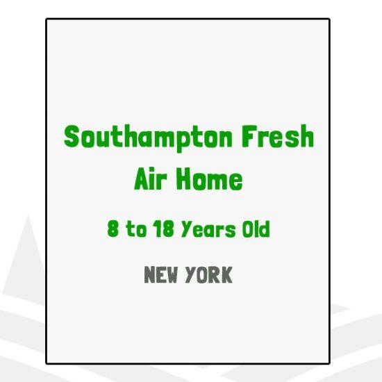 Southampton Fresh Air Home - NY