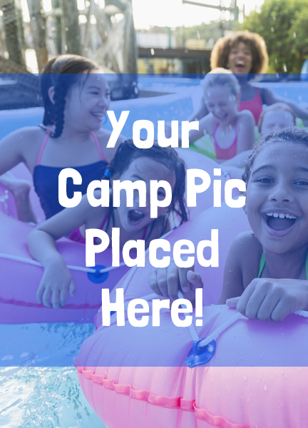 Water Park Fun at Summer Camp