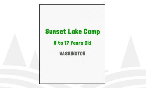 Sunset Lake Camp - WA