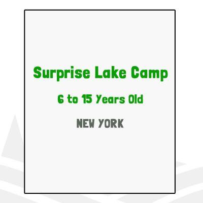 Surprise Lake Camp - NY