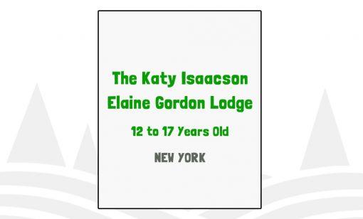 The Katy Isaacson Elaine Gordon Lodge - NY