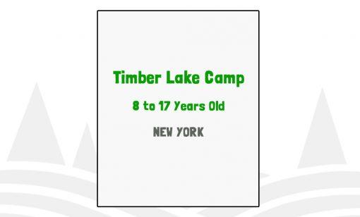 Timber Lake Camp - NY
