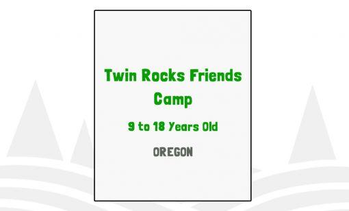 Twin Rocks Friends Camp - OR