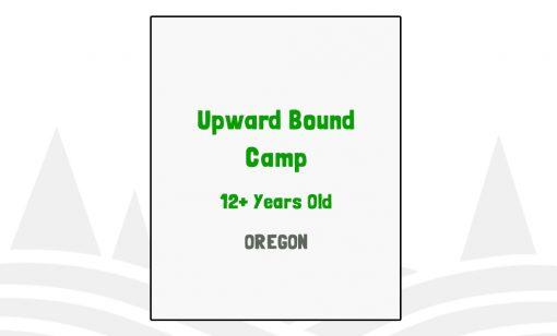 Upward Bound Camp - OR