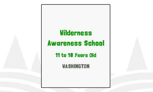 Wilderness Awareness School - WA