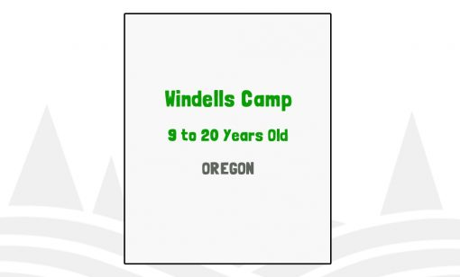 Windells Camp - OR