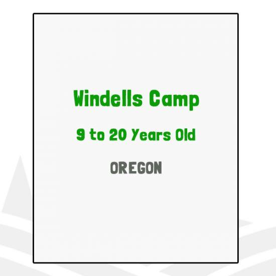 Windells Camp - OR