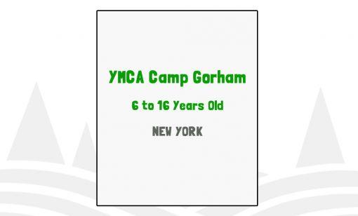 YMCA Camp Gorham - NY