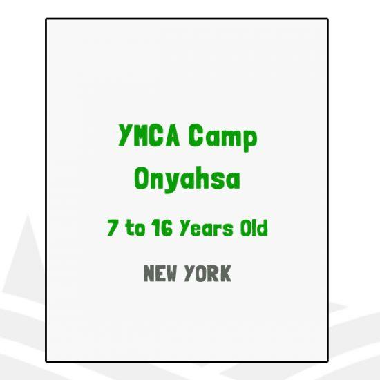YMCA Camp Onyahsa - NY