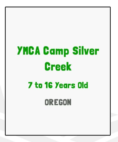 YMCA Camp Silver Creek - OR