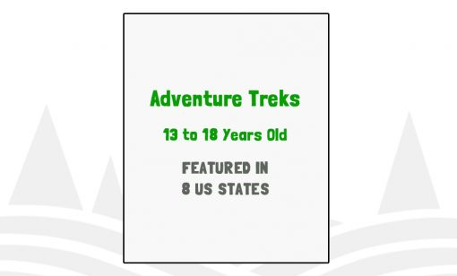 Adventure Treks - Featured in 8 US States